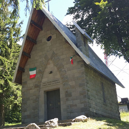 orienteering chiesetta