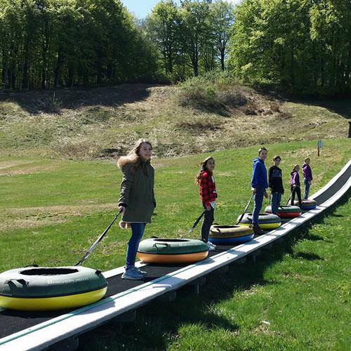 tubing adventure park -